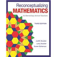 Reconceptualizing Mathematics textbook